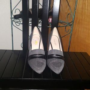 Nine west loafer heels